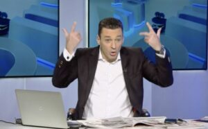 "Mircea Badea a clacat: ""Am blestemat cu intensitate."""