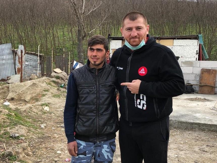"""Puterea exemplului! Cătălin Moroșanu: """"Sergiu ne-a oferit o lecție de iubire și umanitate pe care niciun virus nu o poate învinge"""""""