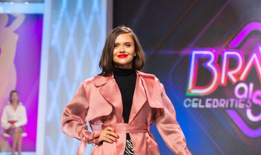"Cristina Șișcanu încinge atmosfera la ""Bravo, ai stil!"""