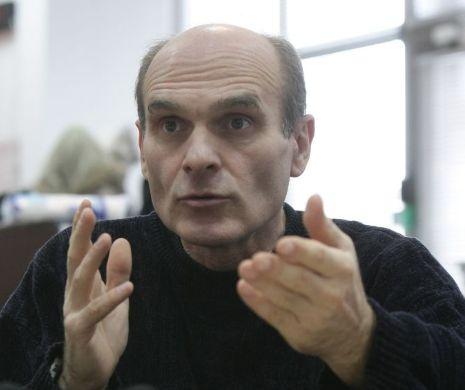 """Cristian Tudor Popescu: """"Luminița aprinsă de Iohannis nu e așa mare"""""""