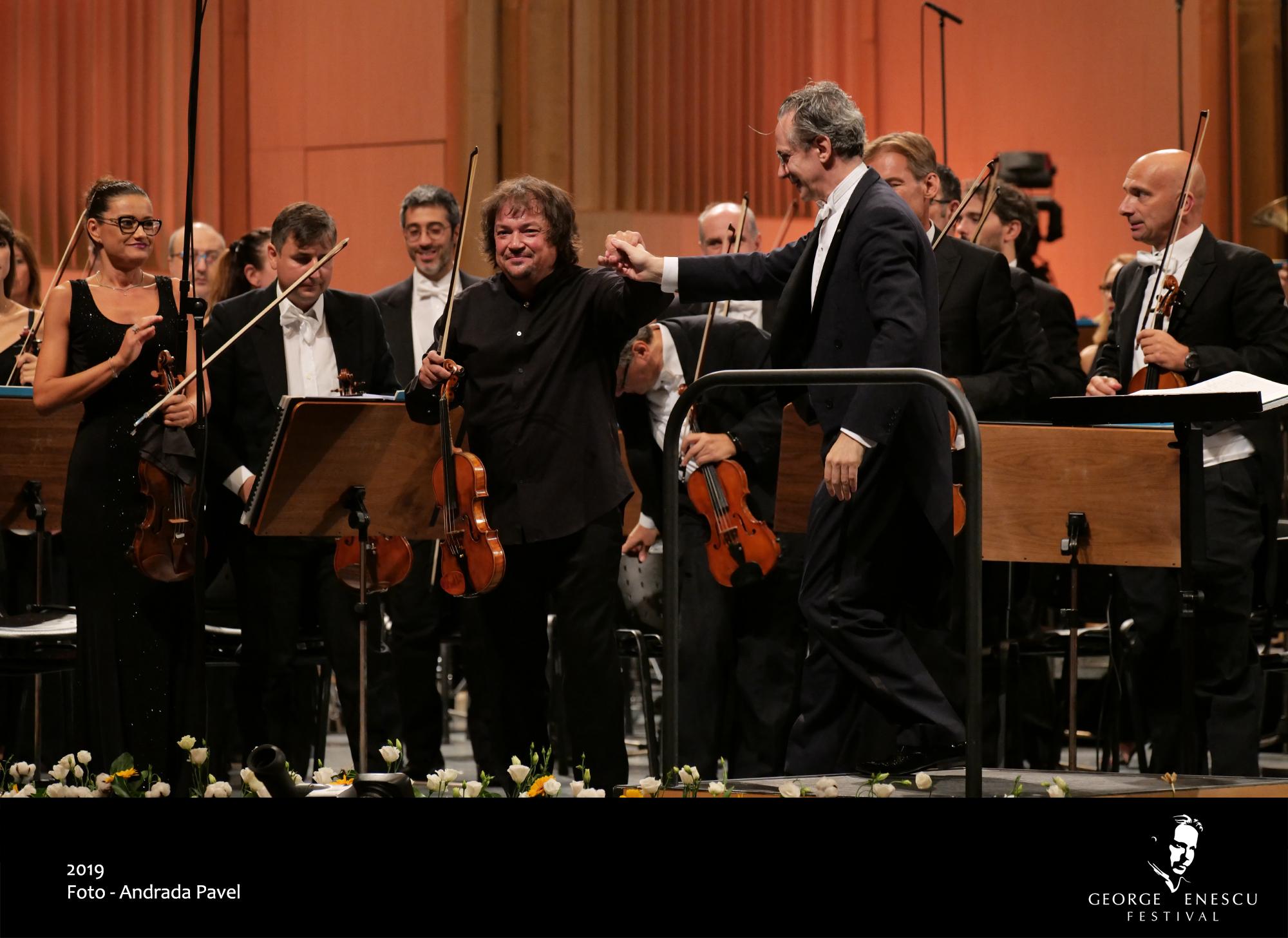 Festivalul și Concursul Enescu vă invită la un spectacol online