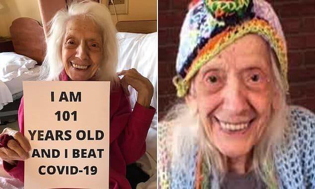 """Superwoman există și are 101! A supraviețuit gripei spaniole și coronavirusului. """"Are un ADN supraomenesc"""""""