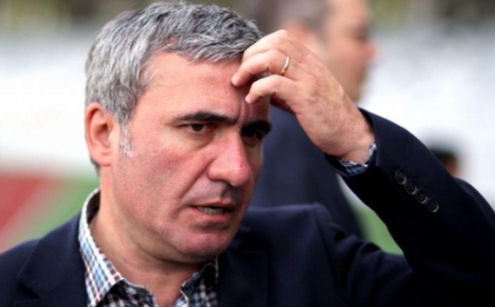 Solutie pentru reluarea fotbalului in Romania. Gica Hagi: