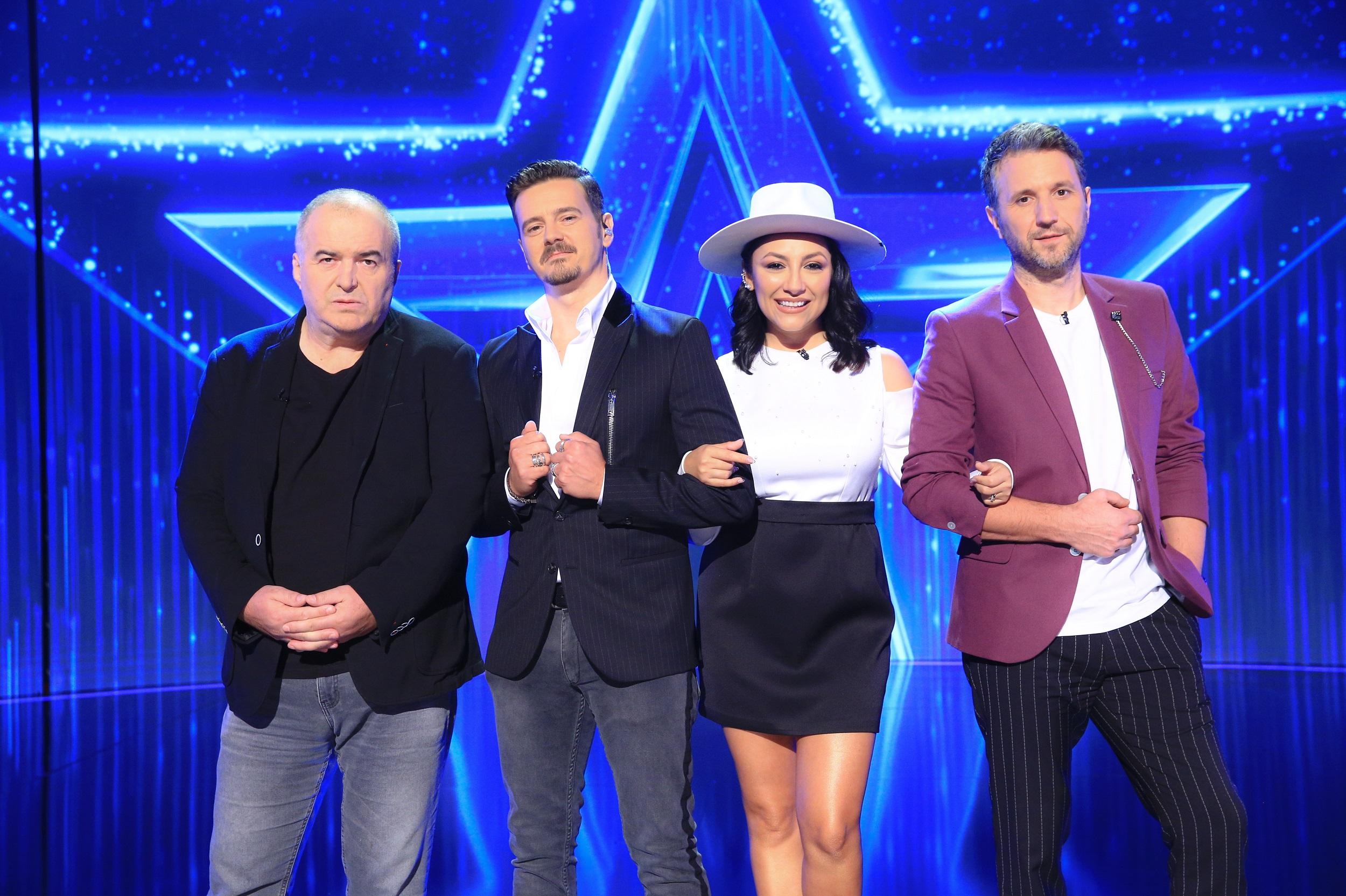 """""""Românii au talent"""" continuă la Pro TV! Visurile pot deveni realitate"""