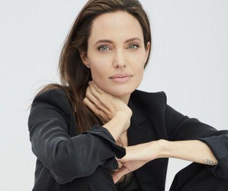 Angelina Jolie, de nerecunoscut! Transformare totală, nici măcar ea nu se aştepta / FOTO