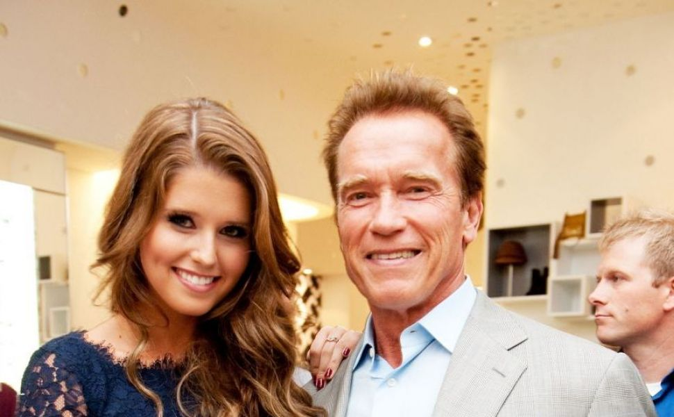 Arnold Schwarzenegger va deveni bunic! Fiica sa cea mare este însărcinată cu primul copil