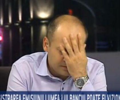 Radu Banciu, prins de Politie: