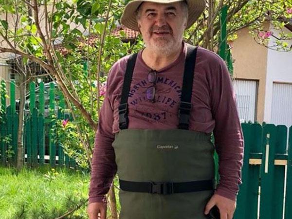 Florin Călinescu a plecat la Băbana! Ce face acolo îndrăgitul actor
