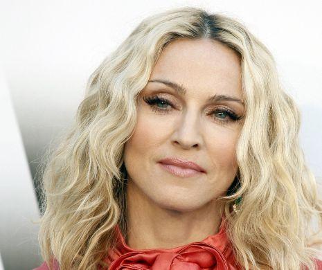 Madonna, donatie consistenta pentru fundatia lui Bill Gates. Suma are sase zerouri!
