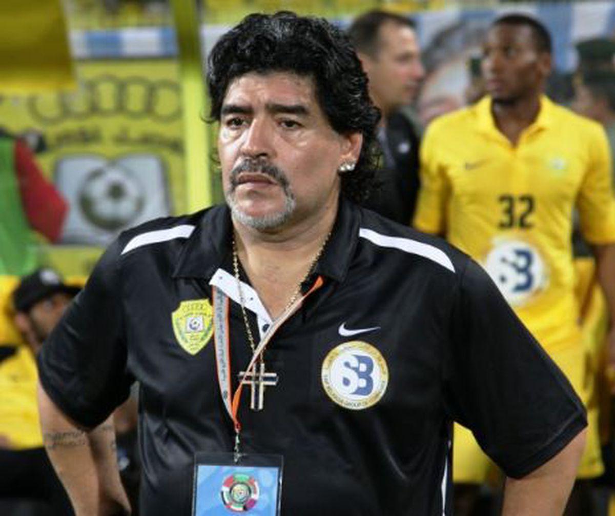 """Care a fost ultima dorință a lui Diego Maradona: """"Măcar să merg la..."""""""