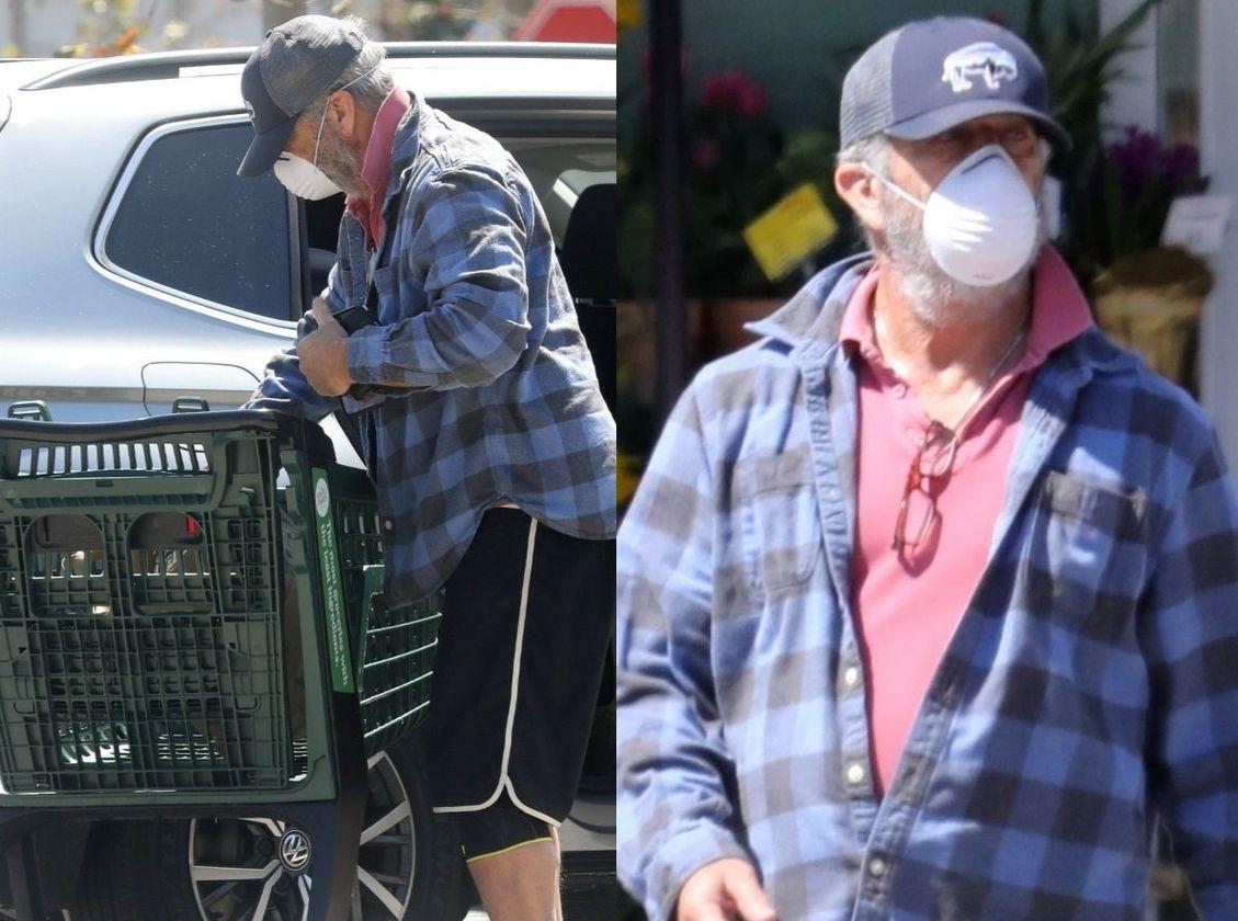 Hollywood se conformează regulilor împotriva coronavirusului! Cine se ascunde în spatele măștii?
