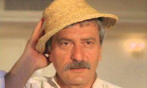 Amza Pellea ar fi implinit 89 de ani. Imagini de colectie din tineretea actorului!
