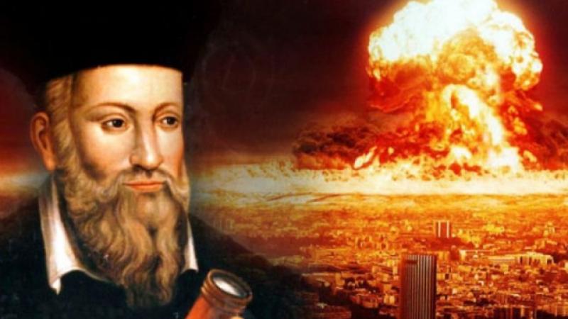 Previziunea lui Nostradamus: Sfârșitul lumii va veni în curând!