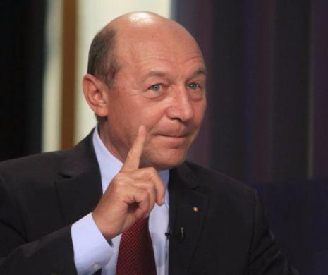 """Traian Băsescu șterge pe jos cu Firea: """"Sunteți de 10 ori mai coruptă decât Nicușor Dan"""""""
