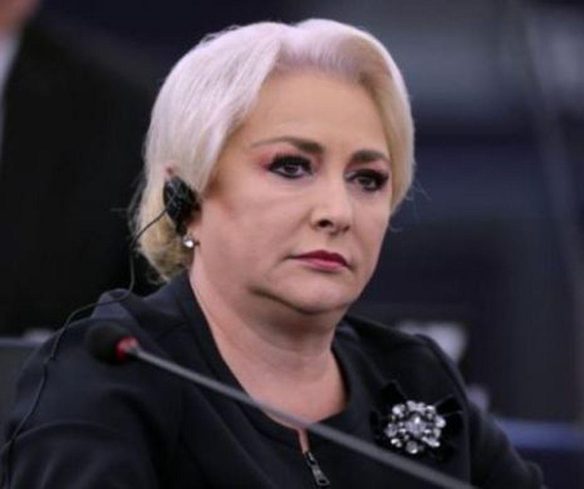 Atac dur la adresa lui Florin Cîțu. Viorica Dăncilă: Obrăznicie! A prăbuşit economia şi acum dă lecţii!