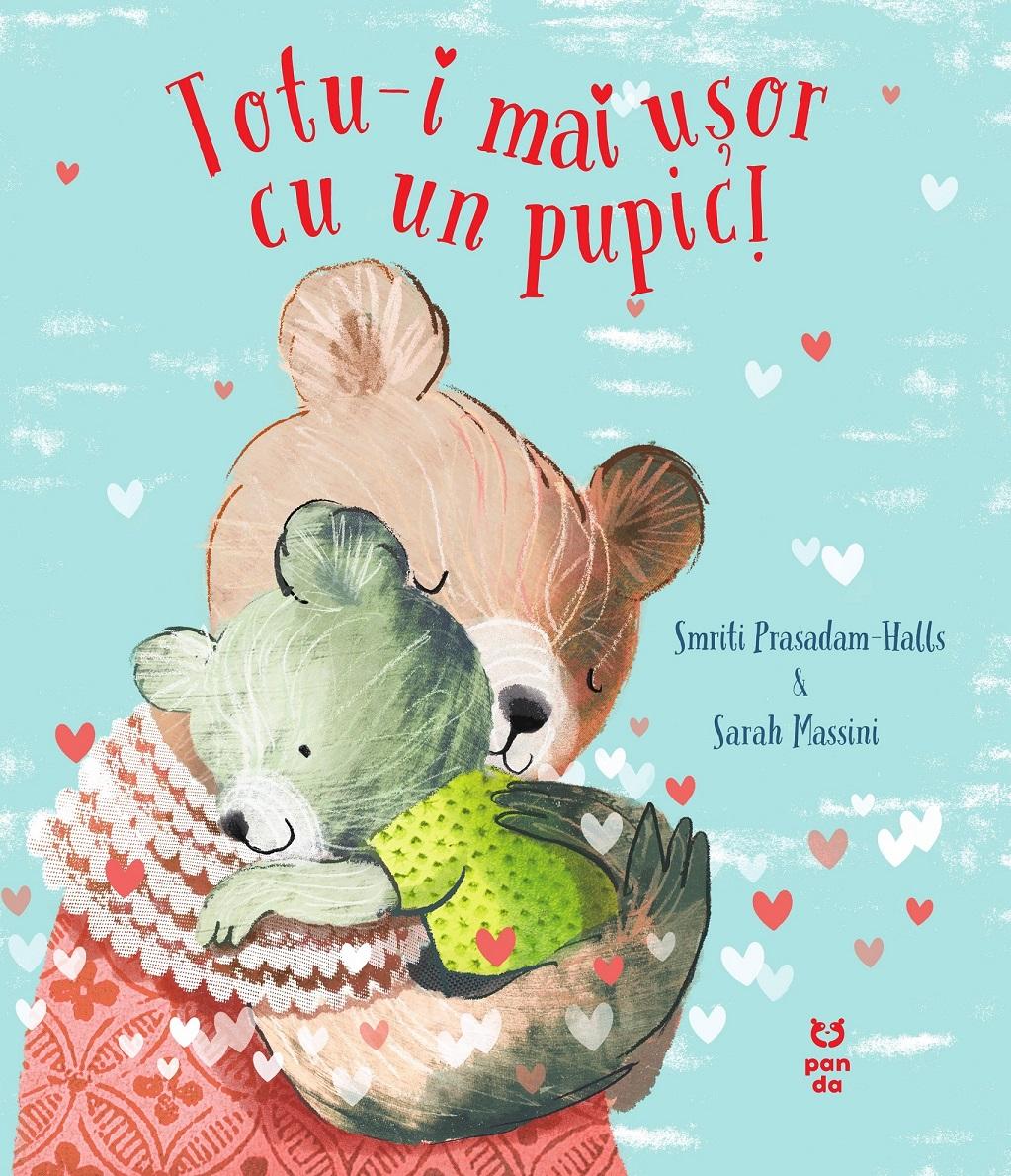 Editura Trei și Pandora M. 10 cărți despre cum să ne fie bine, pentru cei mici și cei mari