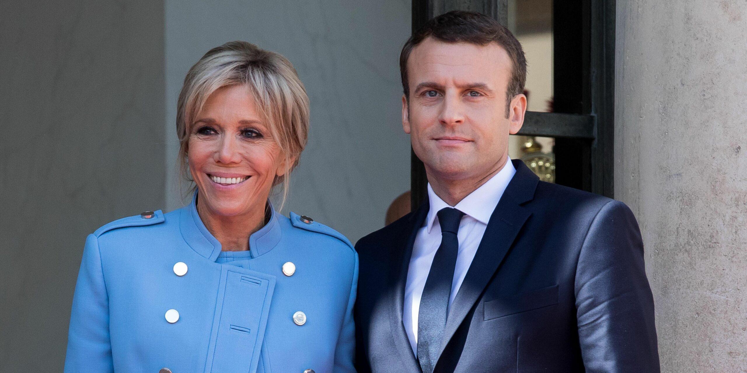 Soția lui Emmanuel Macron, testată pozitiv la Covid-19. Cum se simte Brigitte Macron!