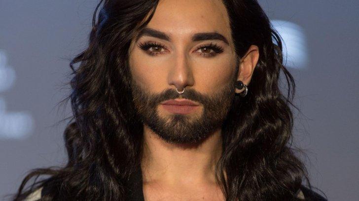 """Conchita Wurst a renunțat la imaginea """"femeia cu barbă"""". Cum arată acum?"""