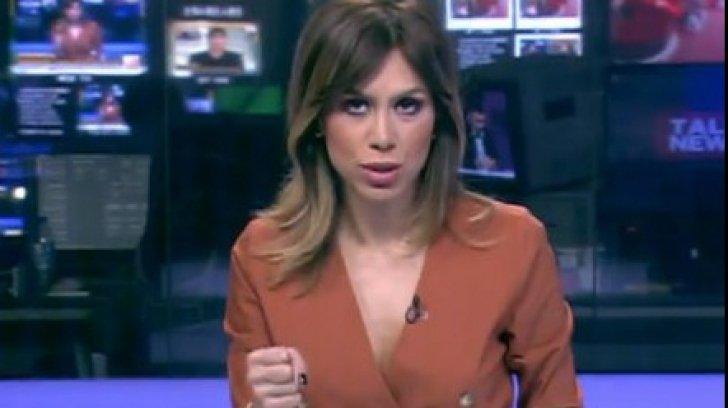Denise Rifai a fost blocată de spaimă. De ce se temea jurnalista
