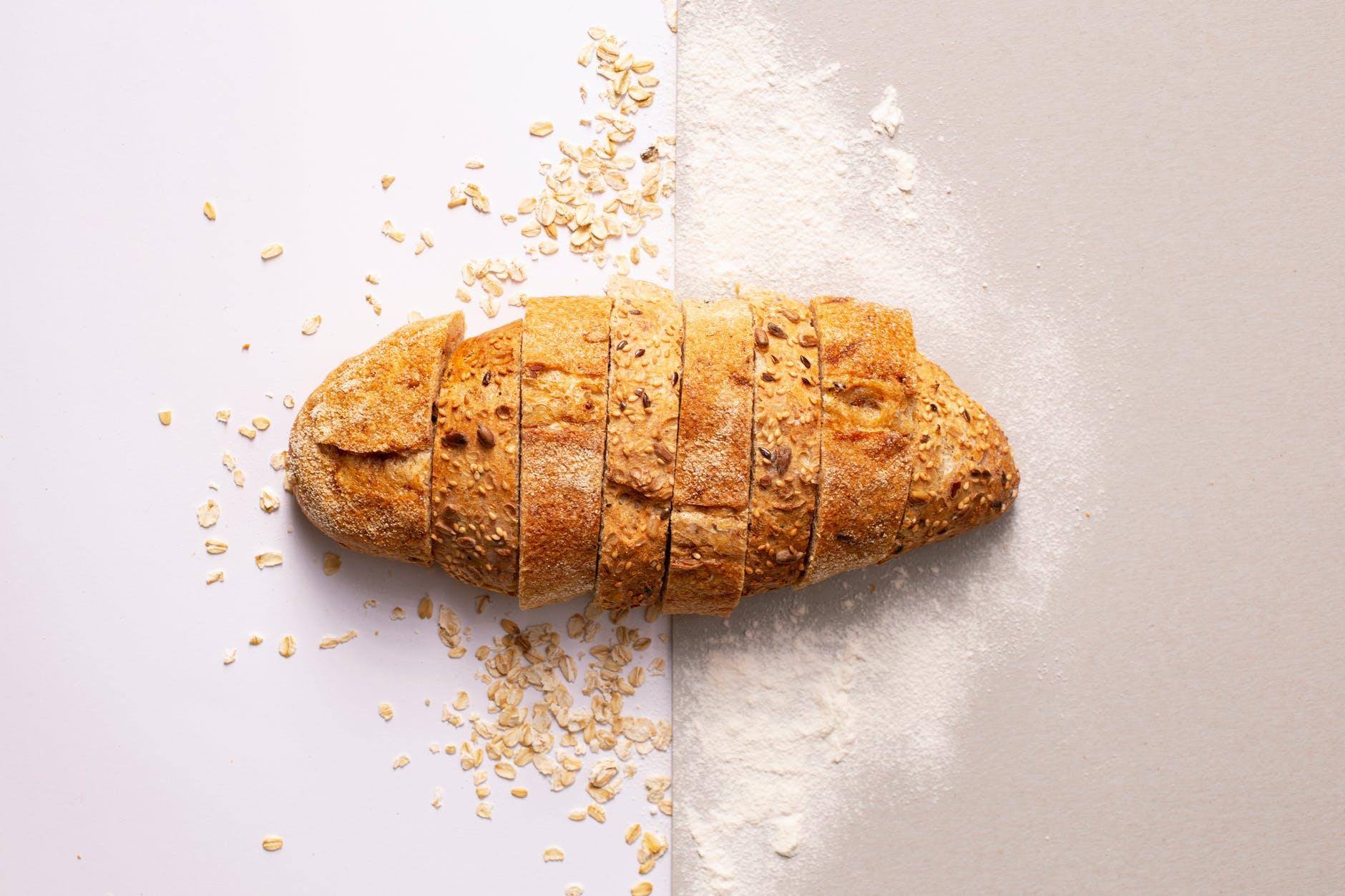 Cea mai sănătoasă alegere atunci când cumpărăm pâine. Este mai bine tolerată si extrem de gustoasă!