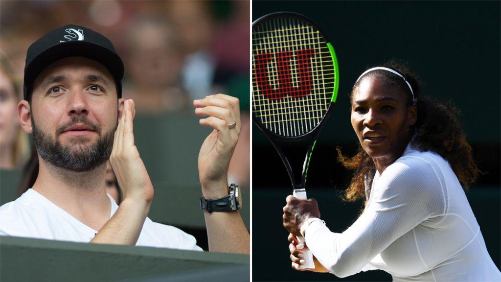 Serena Williams. Un smash hotărât de la prima întâlnire cu viitorul său soț