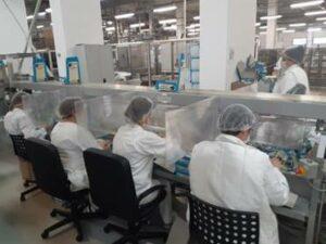 20 de angajaţi ai unei fabrici din Bucureşti, depistaţi cu coronavirus. Ce măsuri a luat compania?