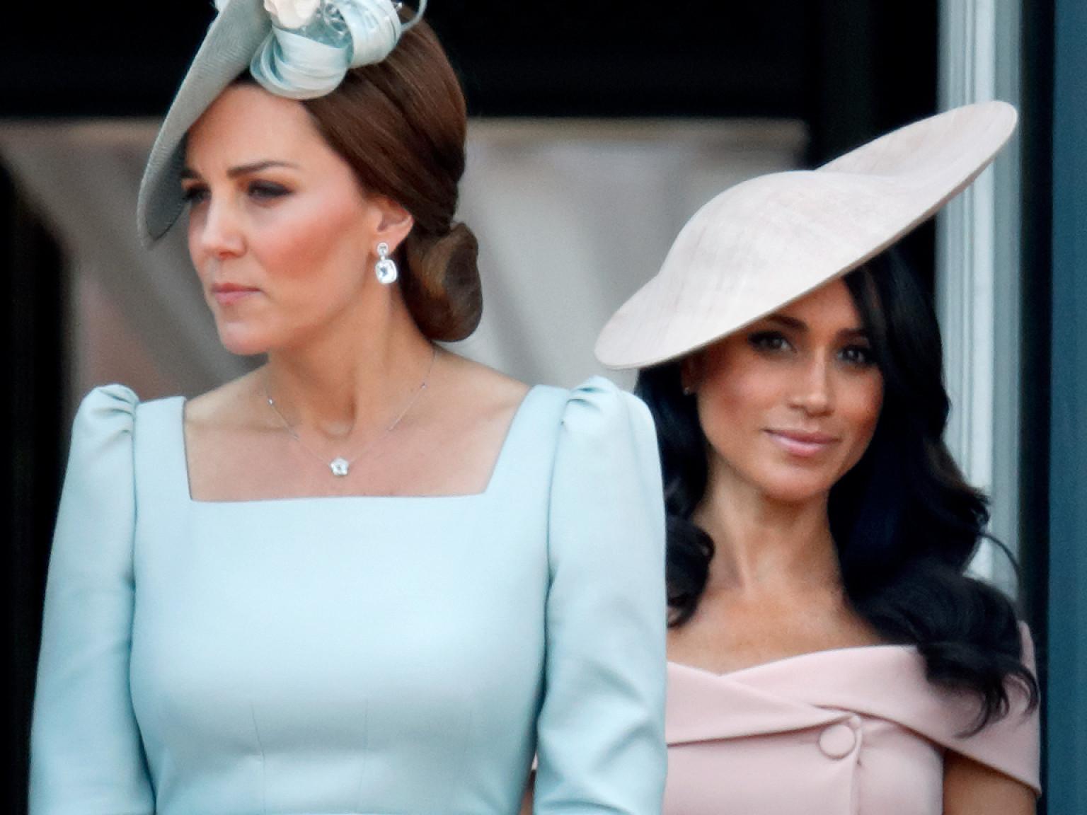 Kate Middleton Vs. Meghan Markle. Cine va fi