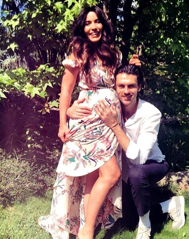 Lili Sandu, din nou însărcinată!? Artista a făcut anunțul