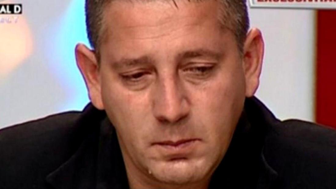 Aparitie neasteptata la mormantul lui Costin Marculescu: