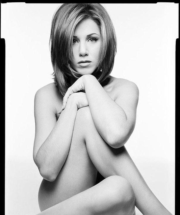 Poza nud cu Jennifer Aniston scoasă la licitație. Istoria din spatele fotografiei