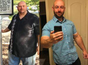 """Soția l-a părăsit pentru că """"era prea gras să facă dragoste"""". Cum a ajuns să arate ACUM bărbatul de 184 de kg?"""