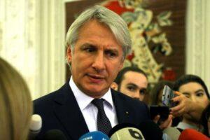"""Eugen Teodorovici: """"Romanii au nevoie de siguranta zilei de maine"""""""