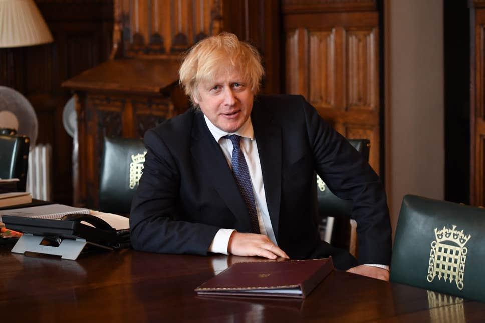 Anglia, în LOCKDOWN național, până pe 2 decembrie. Boris Johnson anunță măsuri DURE