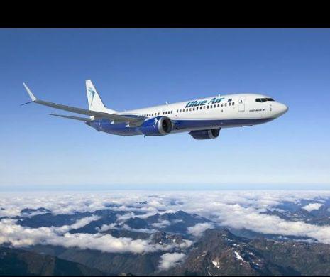 Blue Air a facut ANUNTUL! Compania anuleaza temporar zborurile spre doua destinatii