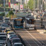 """""""Banda unica pe linia de tramvai"""". Gabriela Firea. """"Măsură pentru fluidizarea traficului din Capitală"""""""