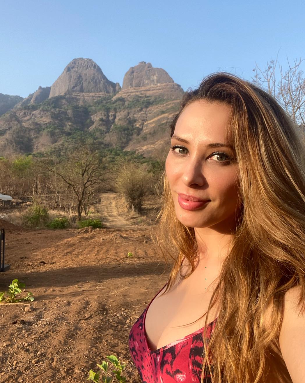 Iulia Vântur, zi specială! Mesaj VIDEO din India