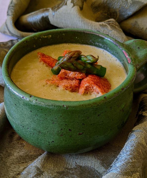 Supa crema delicioasa si plina de vitamine! Este gata in doar 30 de minute