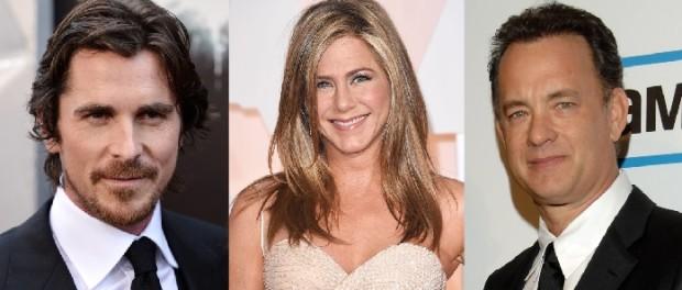 Cele mai cunoscute staruri mondiale de religie ortodoxă. Printre aceștia, Tom Hanks, Jennifer Aniston  sau Christian Bale