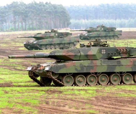 Primele tancuri de lupta au ajuns in Ungaria. Ministrul Apararii Nationale a facut ANUNTUL!