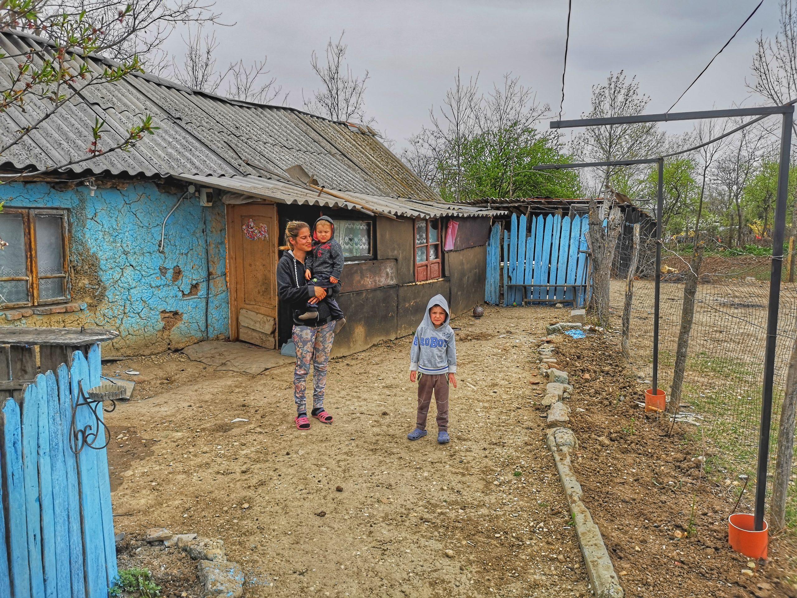 În ultimii cinci ani a crescut gradul sărăciei, în România! 32,5% dintre români erau în risc de sărăcie