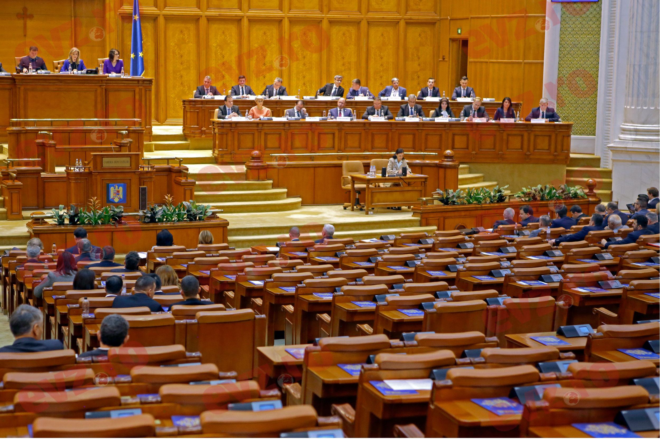 A fost votata componența noului Birou Permanent al Senatului