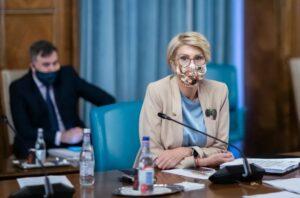 """Raluca Turcan despre desfășurarea învățământului online: """"Am identificat..."""""""