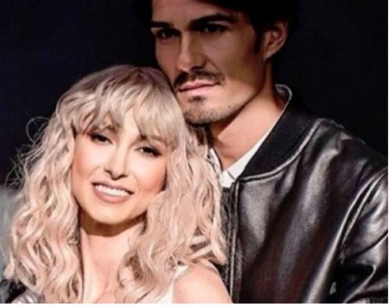 Andreea Bălan și George Burcea, cântăreață și actor