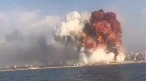 Garda de Mediu în alertă după dezastrul din Beirut. Controale în Portul Constanța