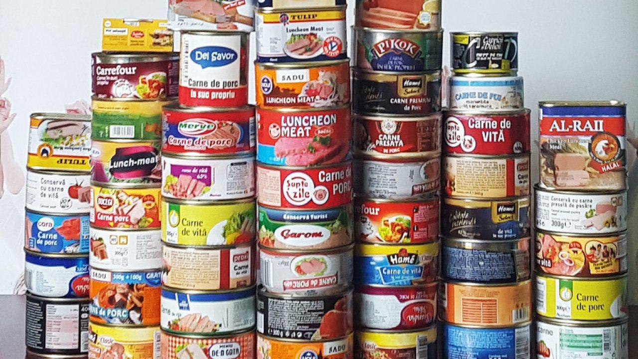 Alertă alimentară! Consumul de conserve îți poate fi fatal... Pericolul ascuns