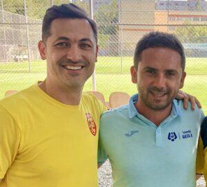 Mutare spectaculoasa in fotbalul dambovitean! Edi Prisacaru este noul antrenor al echipei Roberto Ziduri