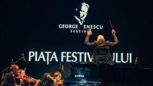 Mâine începe Festivalul Internațional George Enescu