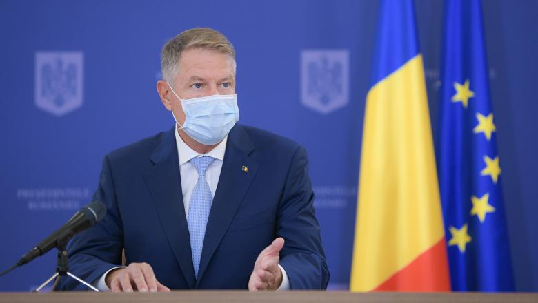 Planul strategic pentru următoarea perioadă. Klaus Iohannis: Se vor transforma în secții de terapie intensivă!