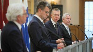 Intalnire informala a miniștrilor agriculturii din UE