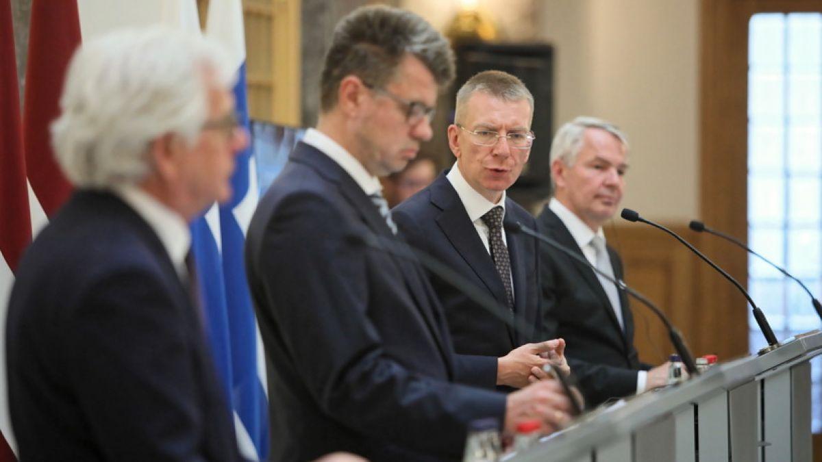 Letonia, Estonia, Finlanda si Polonia cer o reuniune a UE pe tema situatiei din Republica Belarus